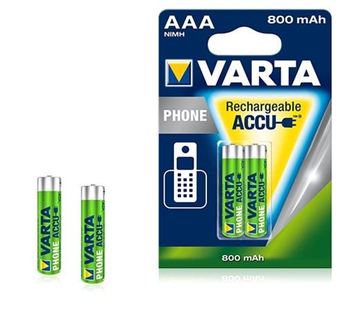 Varta 58398101402 - PhonePower T 398 - Batterie -