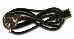 Bicker X1-132 - Kaltgerätestecker IEC-60320-C13