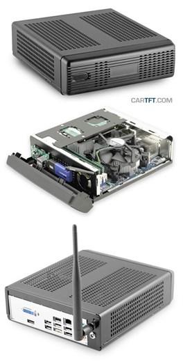 M350 Mini-ITX Gehäuse
