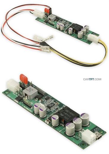 DCDC-USB (Konverter von 6-34V auf 5-24V, max. 100