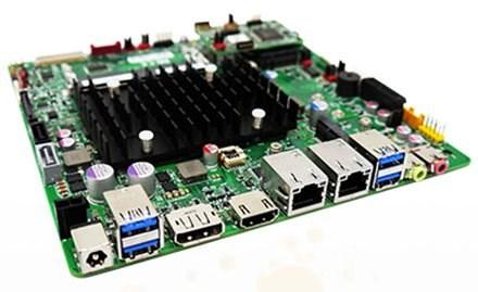 Mitac PD10AI-N4200 (Intel DN2800MT4), 4x2.5Ghz CPU