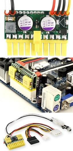 picoPSU-120 DC/ATX (120 Watt) + 120W Netzadapter