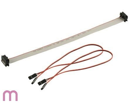 USB/PWR/LED Verlängerungskabel f. M350 Gehäuse