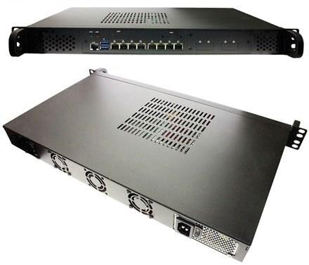 Jetway JBC153F592-Q170-B, 6th Gen Intel CPU, 8xLAN