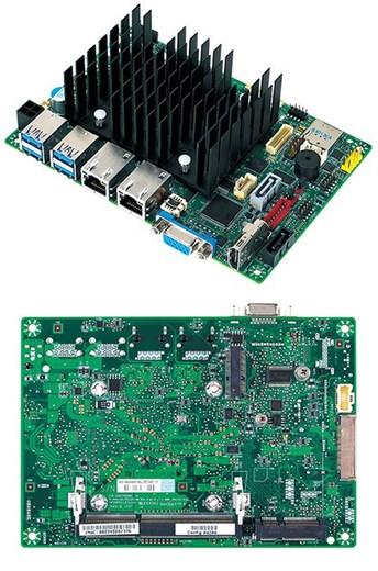 Mitac PD10AS 3.5-SBC (Intel Apollo Lake E3940, VGA
