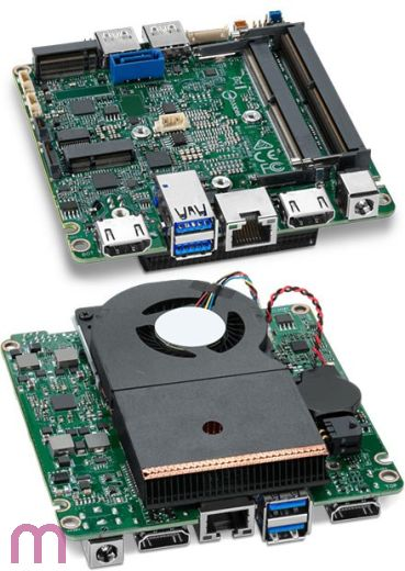 Intel NUC NUC7i5DNBE Mainboard (Intel Core i5-7300