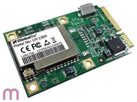 Globalsat LD-11H (Mini-PCIe Tx/Rx Sende-/Empfangsa
