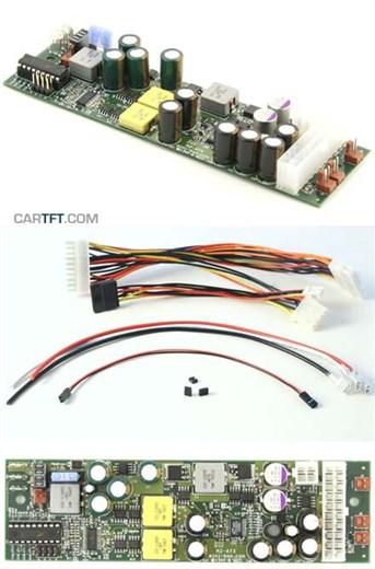 M2-ATX -  6-24VDC-ATX Kfz-Netzteil (160 Watt)