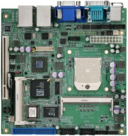 Commell LV-681 (für AMD Mobile Turion/Sempron)