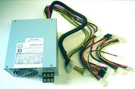 500W DC ATX Netzteil (9-18VDC)