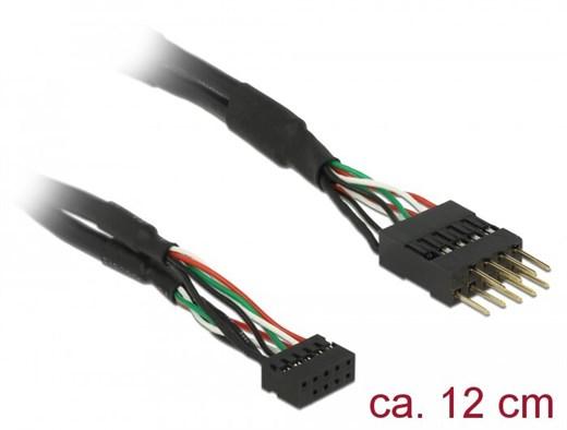 DeLock 41977 - Kabel USB 2.0 Pfostenbuchse 2,00 mm