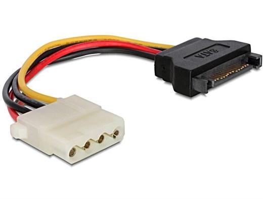 Delock 60115 - Mit diesem Stromkabel können Sie de