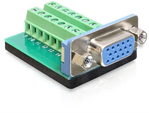 Delock 65170 - Kurzbeschreibung Dieser VGA zu Term