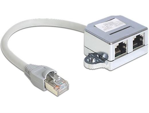Delock 65441 - Dieser Y-Adapter von Delock dient d