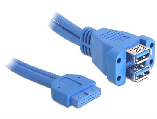Delock 82942 - Kurzbeschreibung Dieses USB 3.0 Pin