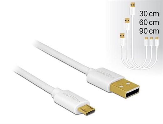 Delock 83679 - Diese USB Daten- und Ladekabel von
