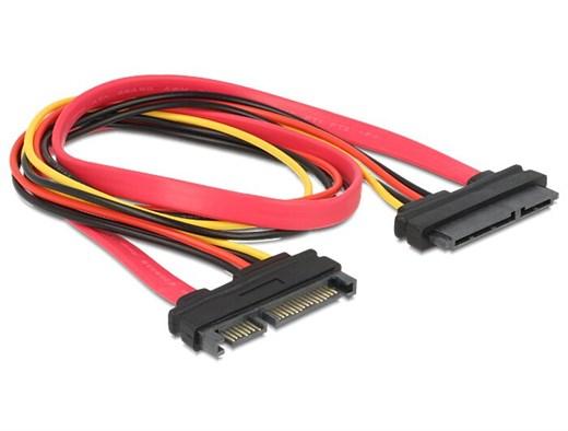 Delock 84361 - Kurzbeschreibung Dieses SATA Kabel