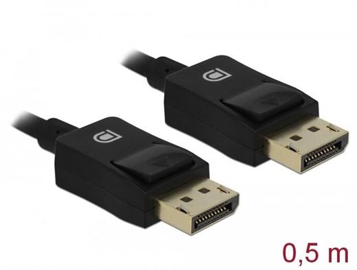 Delock 85299 - Dieses koaxiale DisplayPort Kabel v