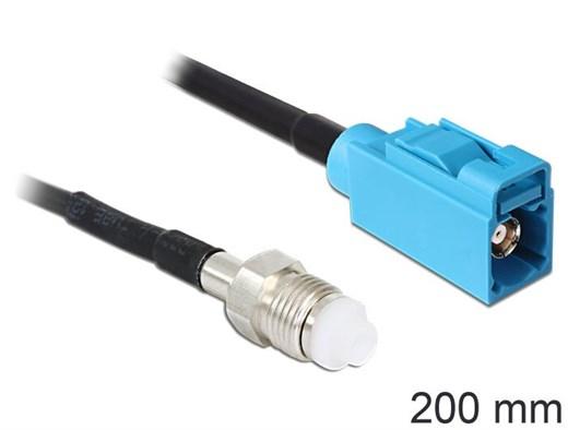 Delock 88598 - Nutzen Sie dieses Kabel, um Kompone