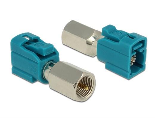 Delock 88927 - Nutzen Sie diesen Adapter, um Kompo