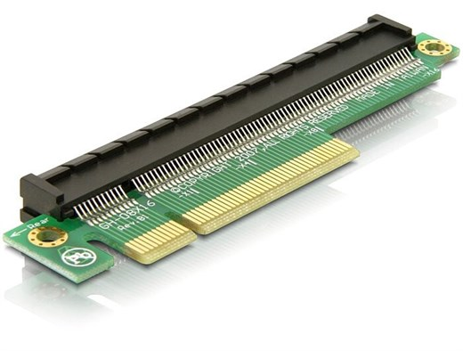 Delock 89166 - Kurzbeschreibung Die PCI Express Ex