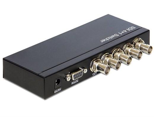 Delock 93251 - Mit diesem Delock SDI Switch können
