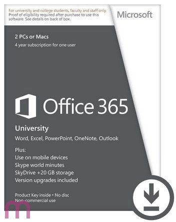 Microsoft R4T-00046 - Office 365 University