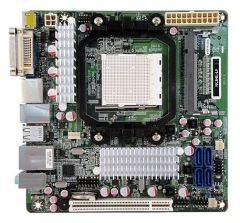 Jetway JNC84E - Mini-ITX motherboard with EuP/ErP