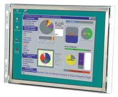 iEi 15 800 cd/m² Sun Readable XGA TFT LCD kit