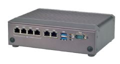Lanner LEC-2137C - I/O Rich Industrial PC with Int