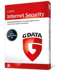 G DATA Internet Security 2018 - Box-Pack (1 Jahr)