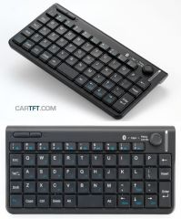 CTFWIKE-3 Wireless BLUETOOTH-Tastatur mit Maus-Sti