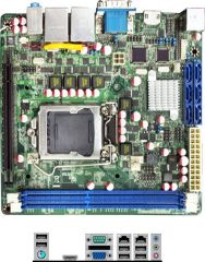 Jetway NF9A-Q67 (Intel Q67)