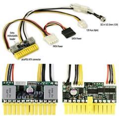 picoPSU-150-XT DC/ATX(150 Watt) + 120W Netzadapter