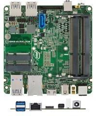 Intel NUC D34010WYB Mainboard (Next Unit of Comput