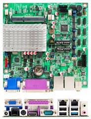 Jetway NF9U Mini-ITX Motherboard