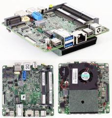 Intel NUC NUC5i5MYBE Mainboard (Next Unit of Compu