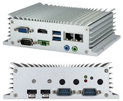 VIA AMOS-3005-1Q12A2 Industrie-PC (1.2GHz VIA Eden