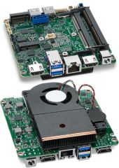 Intel NUC NUC7i3DNBE Mainboard (Intel Core i3-7100
