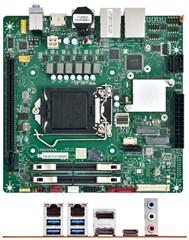 Mitac PH13FEI (SKU D) Mini-ITX (Intel Q370, LGA115