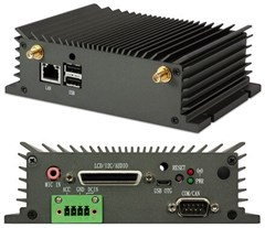 VIA AMOS-825 Industrie-PC/CarPC (1.0GHz i.MX 6Quad