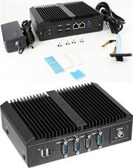 Gigabyte QBiX-Pro-AMDA1605H-A1 (AMD Ryzen V1605B,