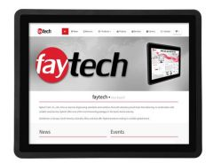 Faytech FT15N4200CAPOB - 15 kapazitiver Touch-PC